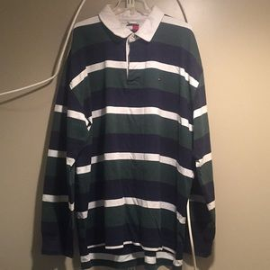 Tommy Hilfiger Long Sleeve polo/rugby